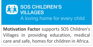 Motivation Factor supports SOS Children's Villages