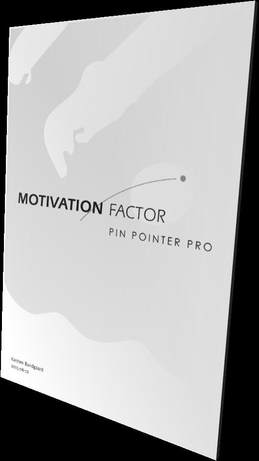 pin pointer pro motivation assessment tool